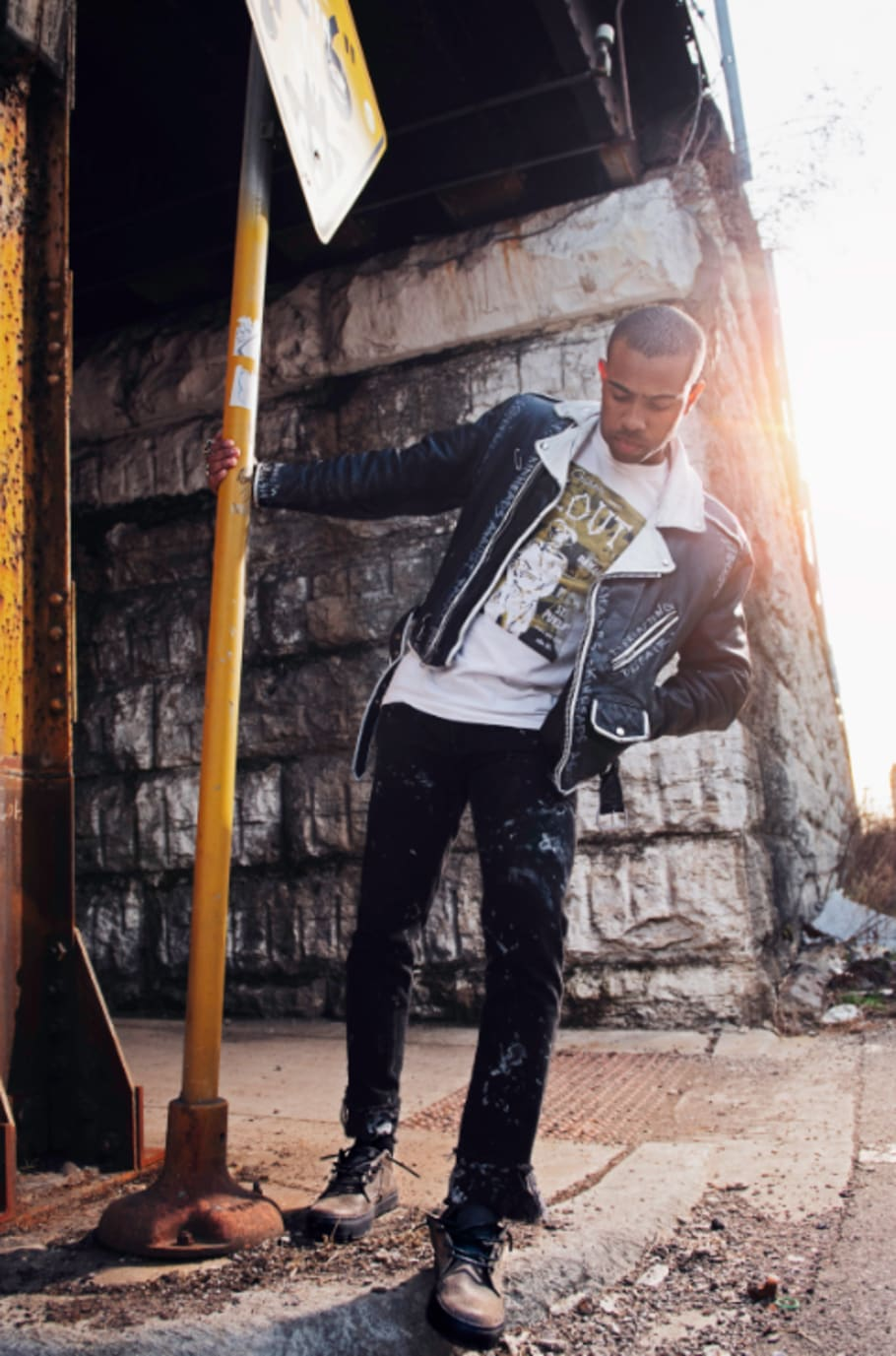 7455cbe1eef Vic Mensa Talks Sneaker Collab, 93PUNX Album   Complex