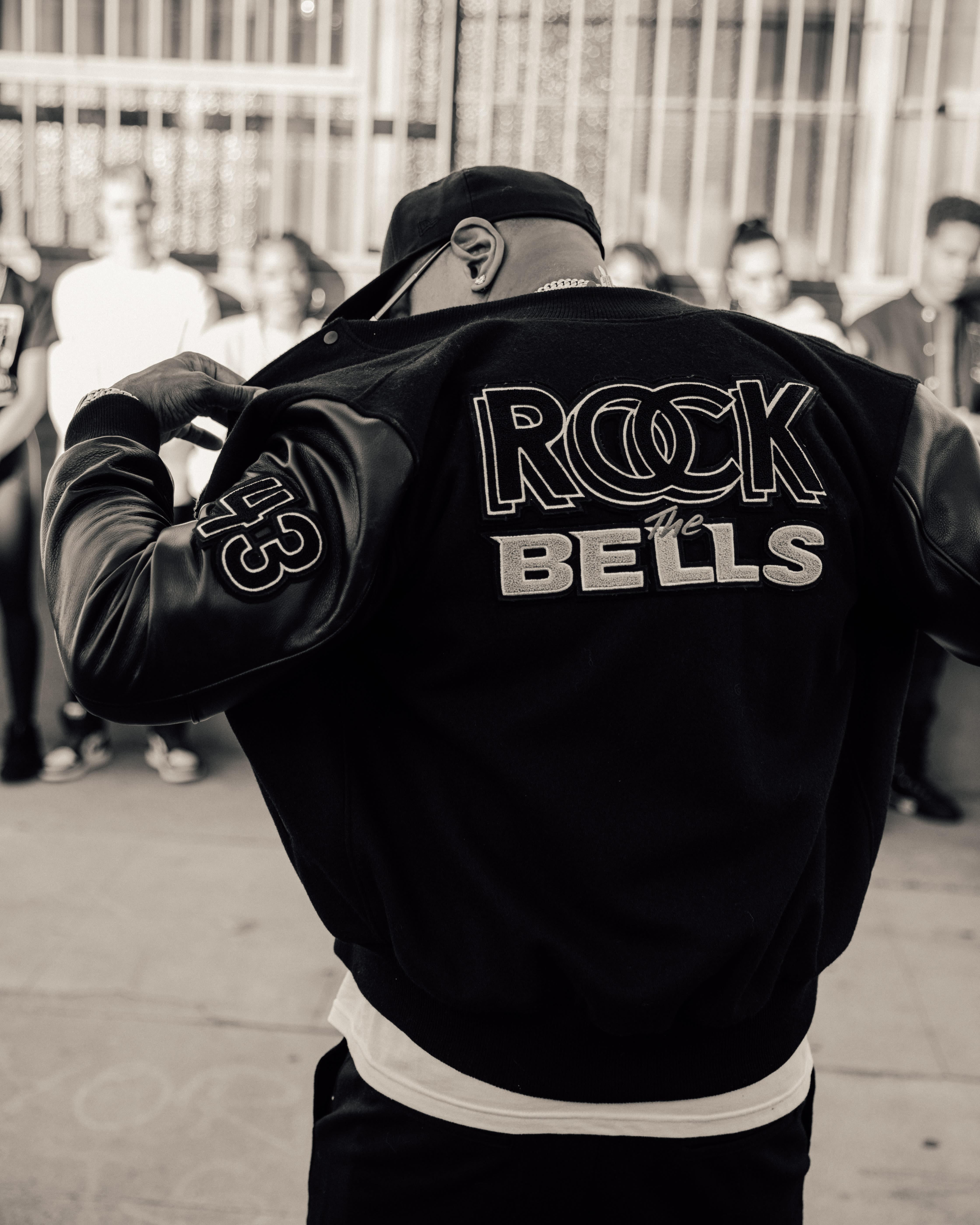 Rock the Bells Jacket