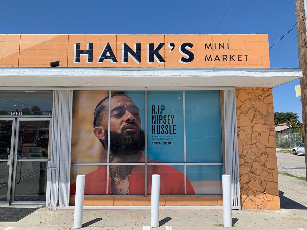 Hank's Mini Market