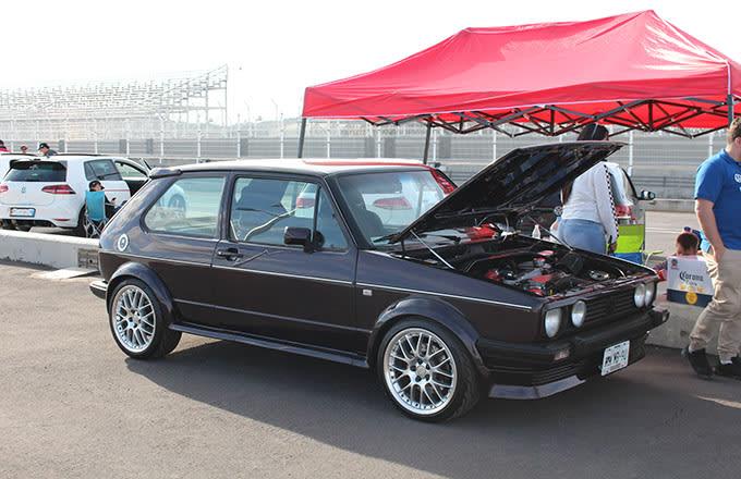 VW Golf MK 1