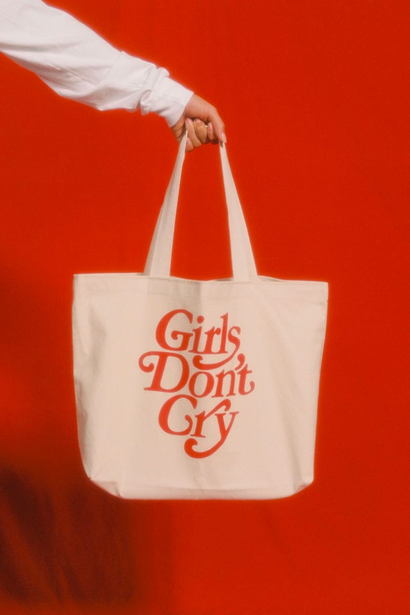 Verdy Unveils Heart-Filled Fall 2019 Girls Don't Cry Collection