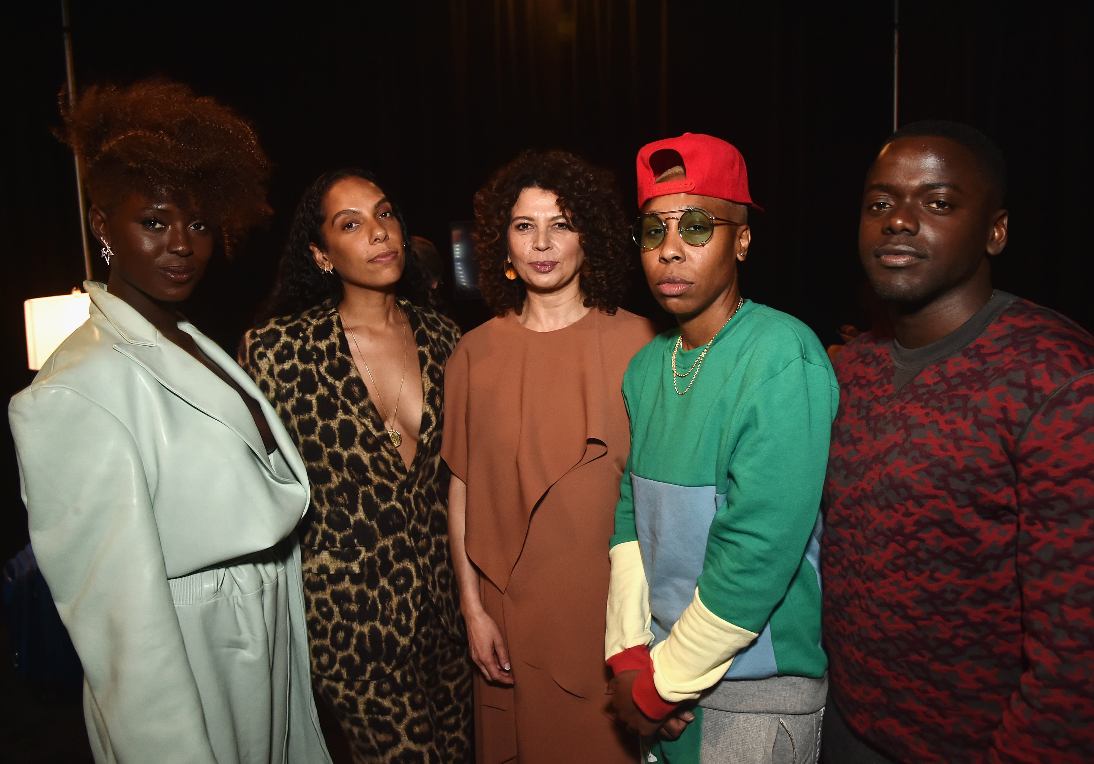 Jodie Turner-Smith, Melina Matsoukas, Donna Langley, Lena Waithe, and Daniel Kaluuya