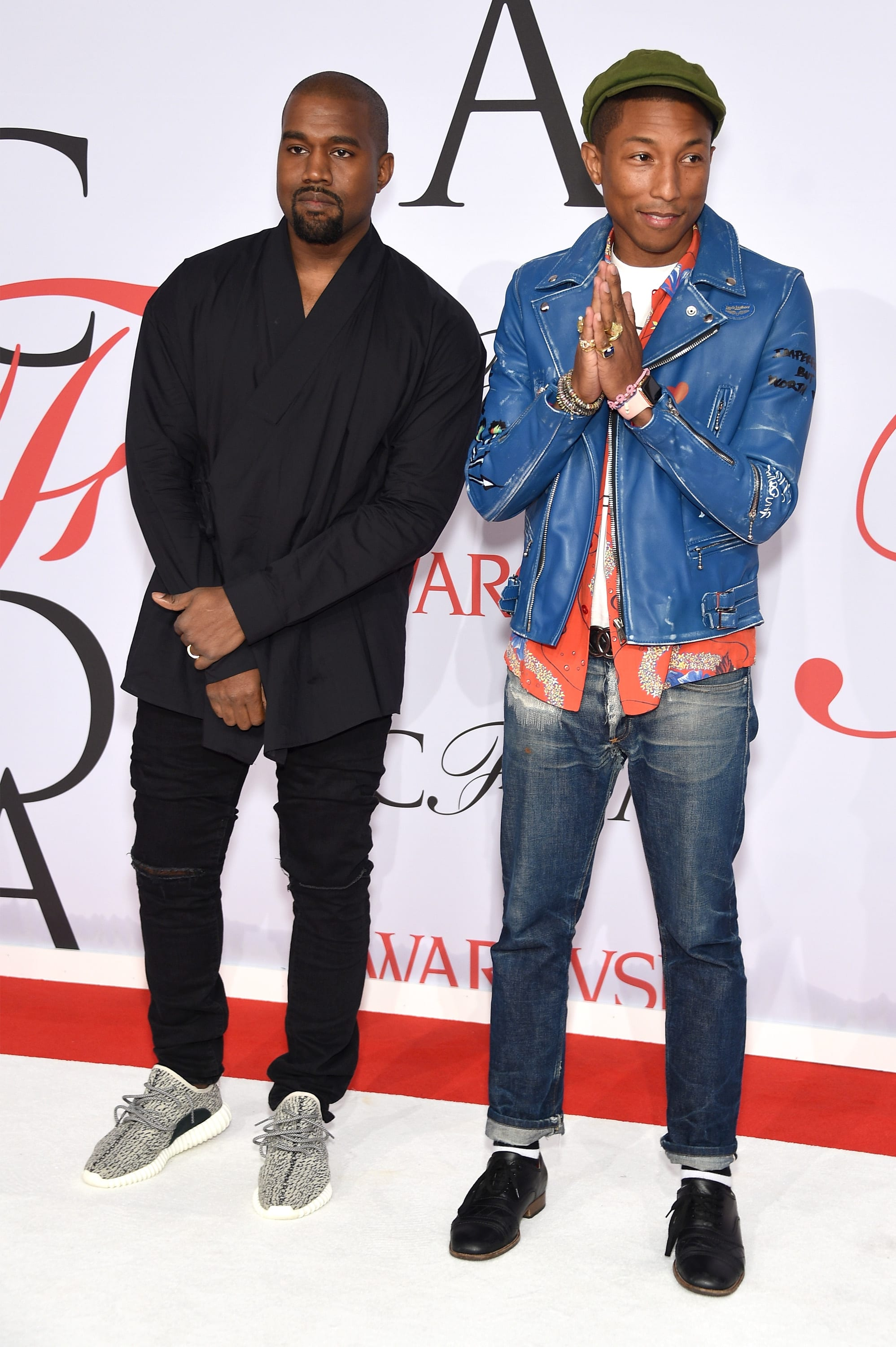 Pharrell Best Outfits 13