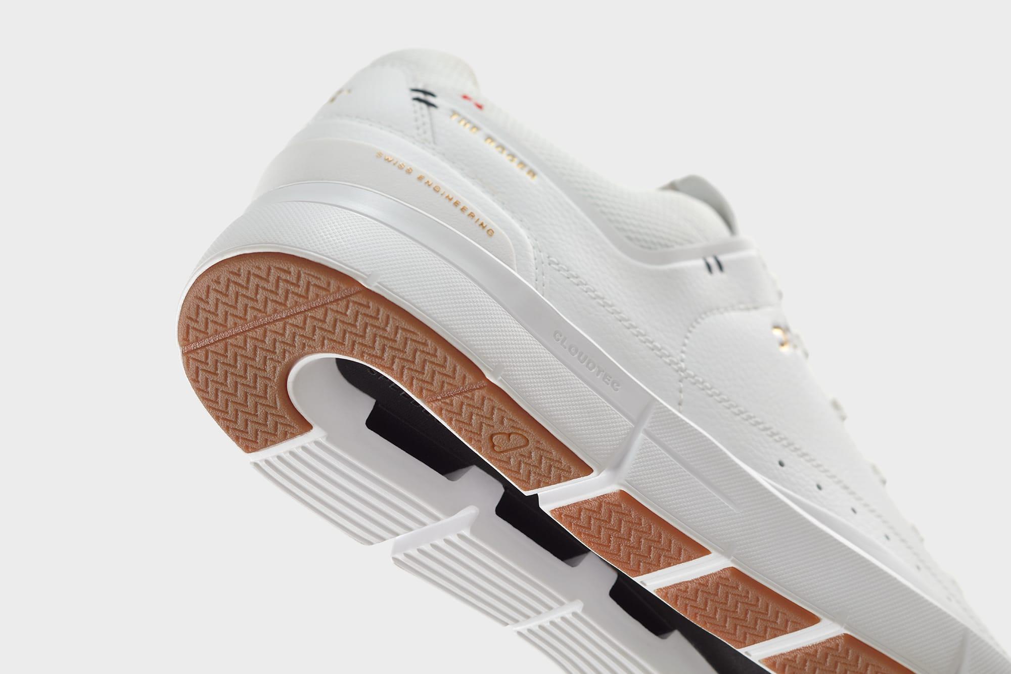 Roger Federer On Tennis Sneaker Collaboration | Complex