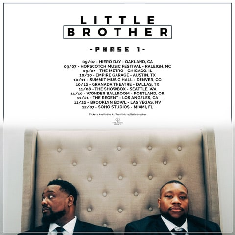 Little Brother Tour Dates