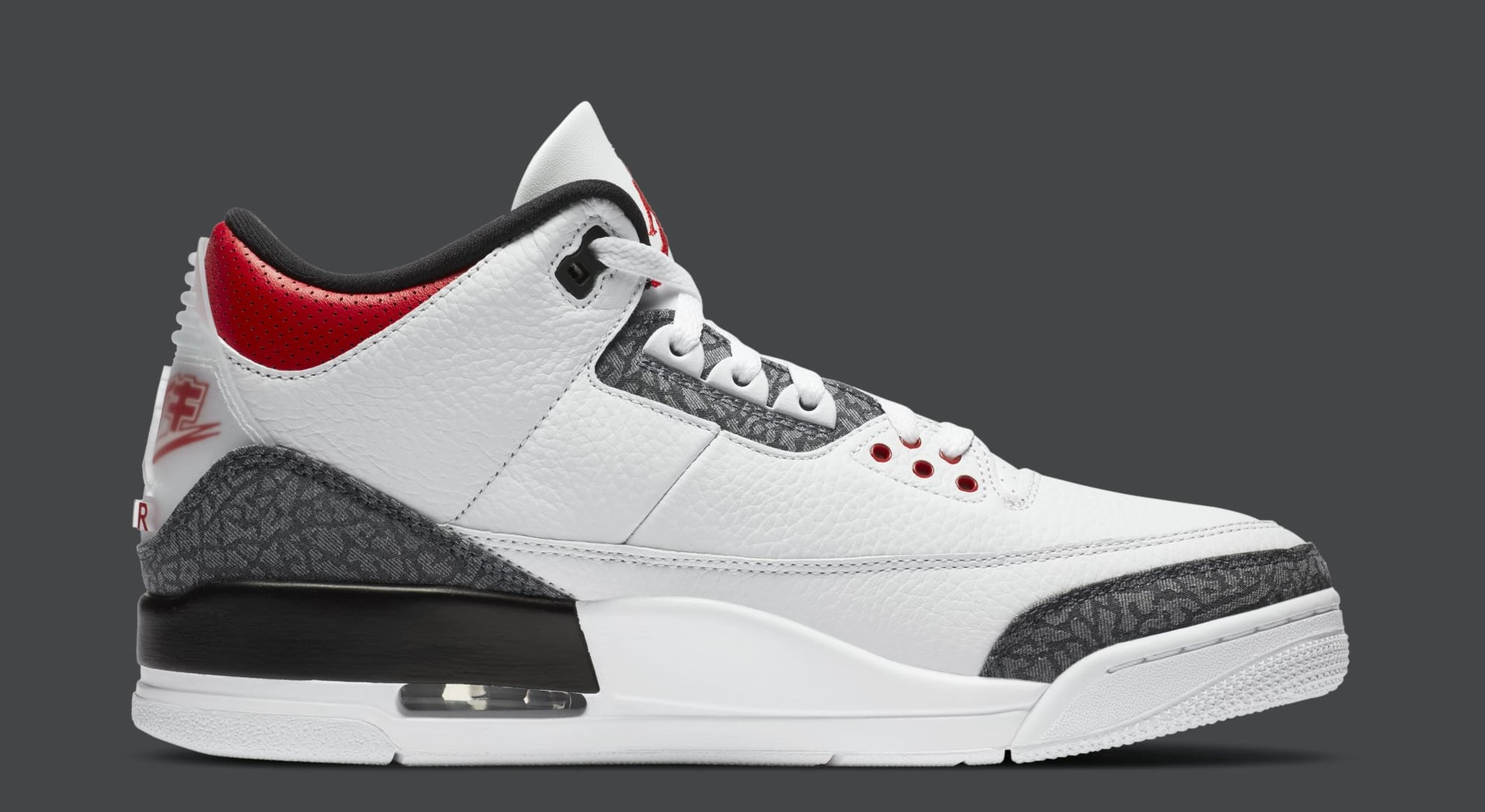 Air Jordan 3 Retro SE-T CO.JP 'Fire Red' Denim CZ6433-100 Release ...