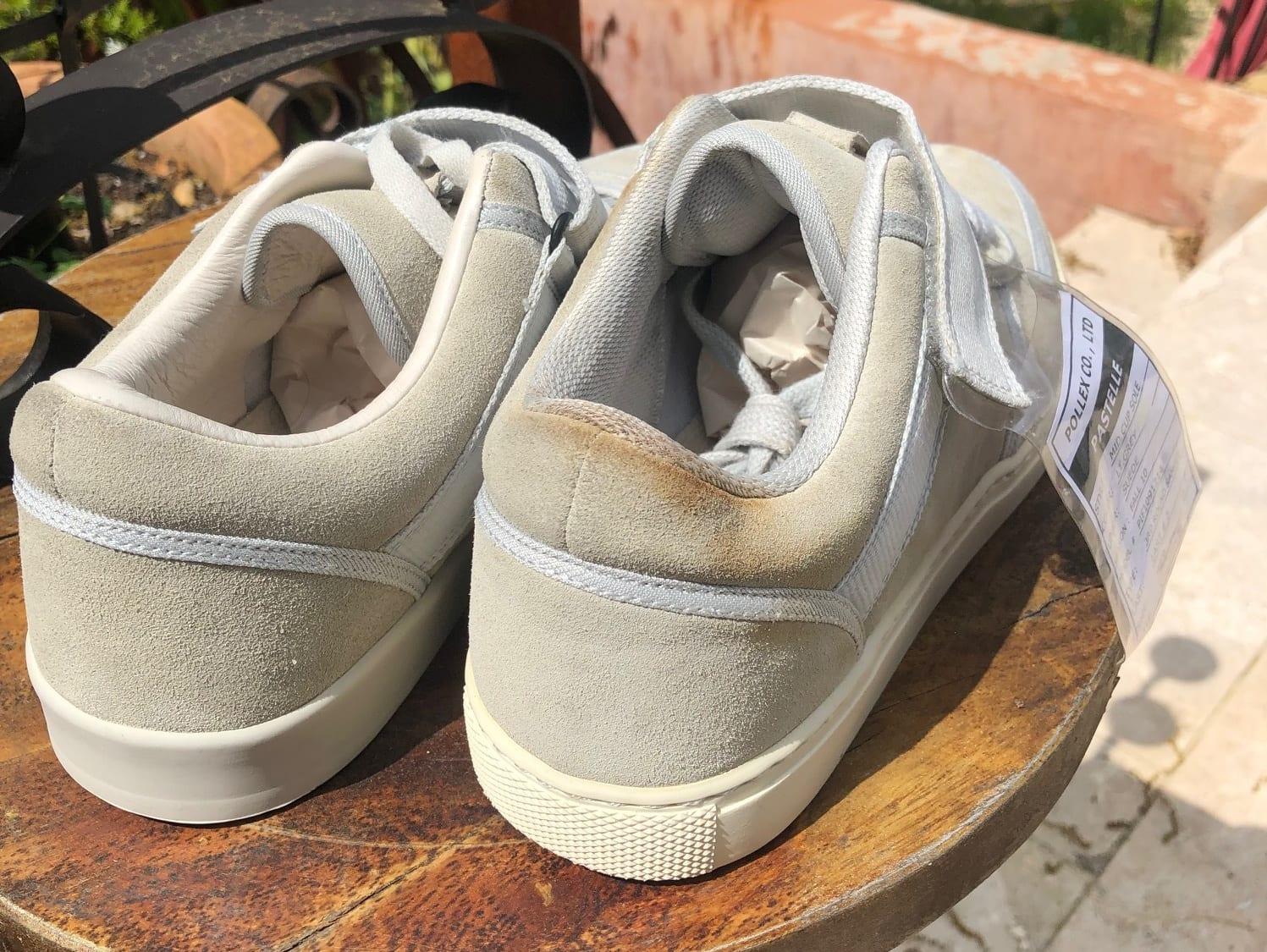 Pastelle Sneaker Sample 2