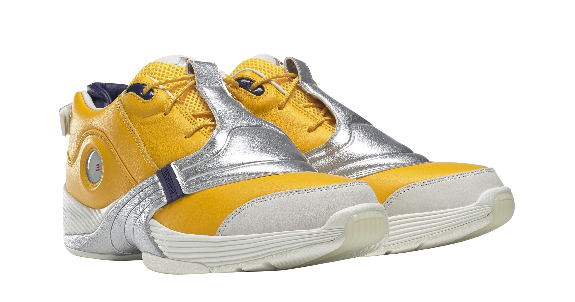 Eric Emanuel x Reebok Answer 5 (Yellow)