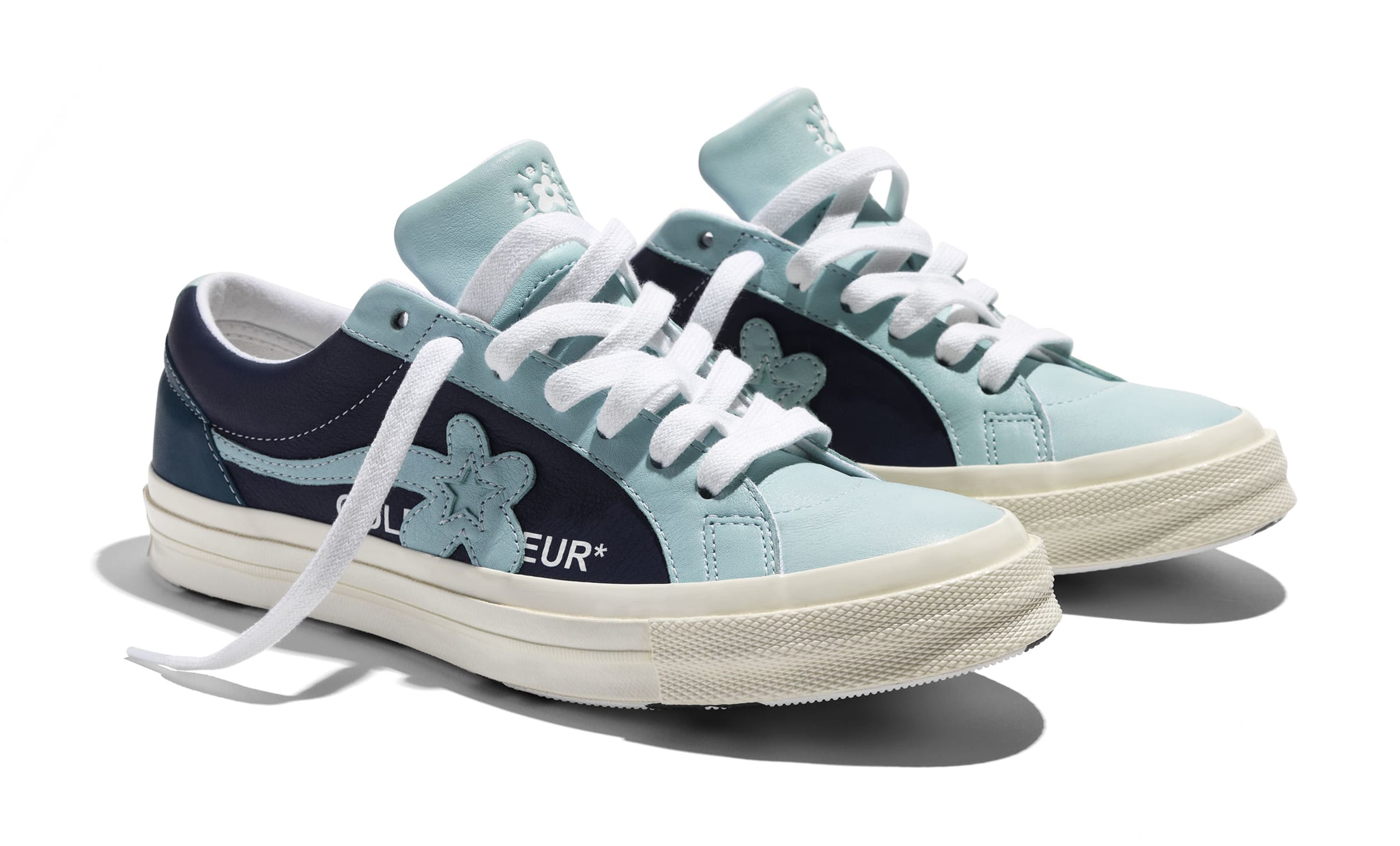 Tyler, the Creator x Converse Golf Le Fleur 'Industrial Pack' 164024 (paire)