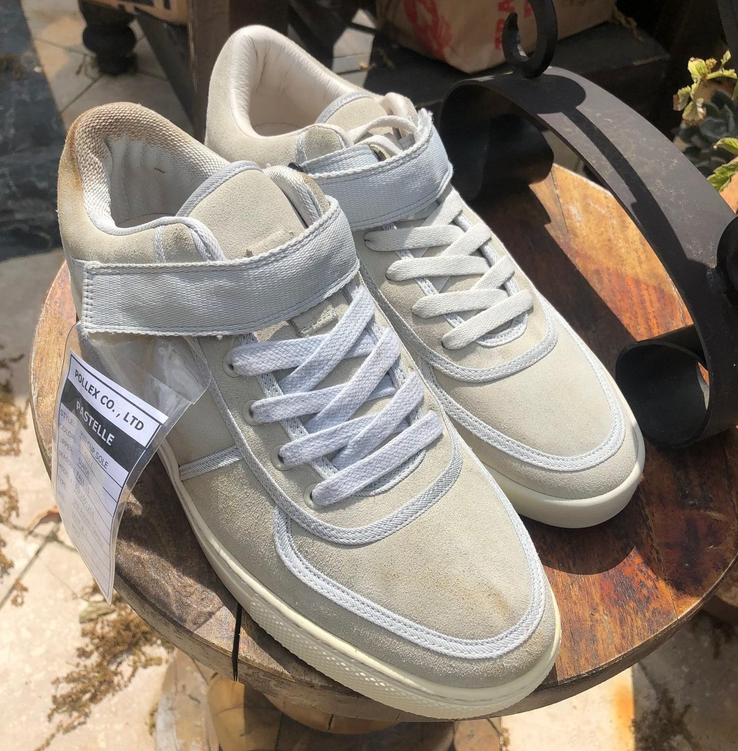 Pastelle Sneaker Sample 1
