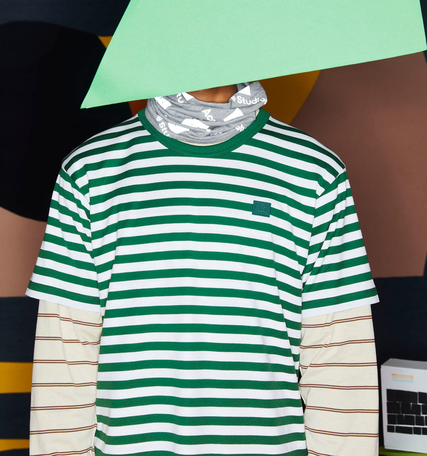Acne Studios Fall/Winter 2020 Face Collection