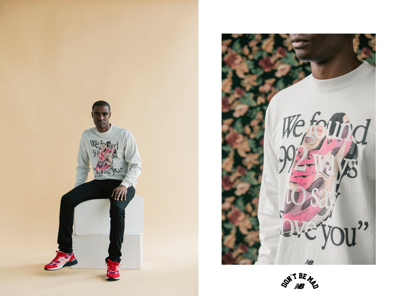 Joe Fresh Goods x New Balance Long-Sleeve T-Shirt