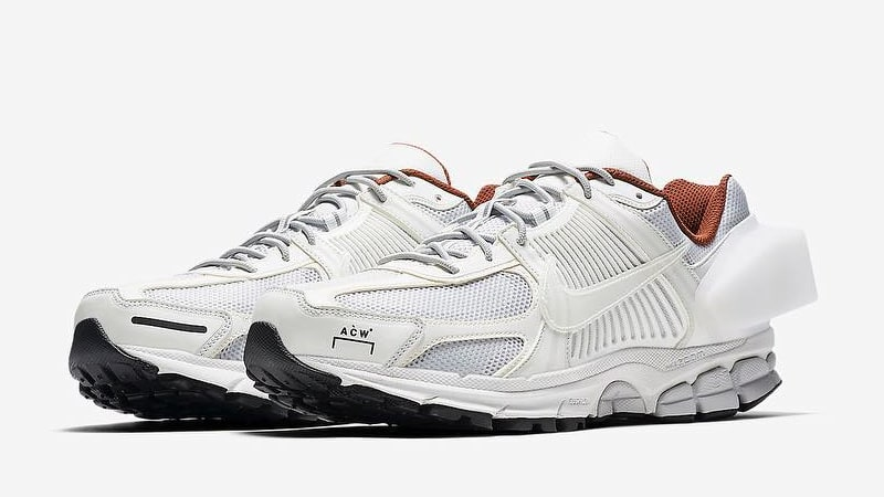 A Cold Wall x Nike Zoom Vomero 5 'Sail/Off White/Summit White/Sail' Release Date