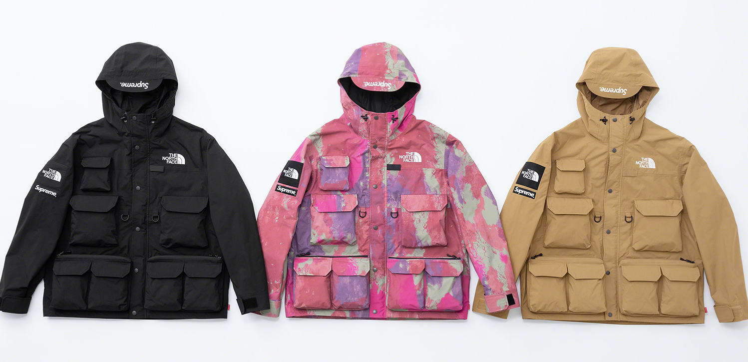 Supreme x The North Face Spring 2020