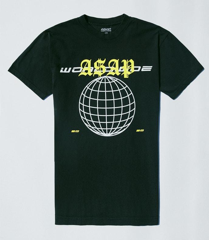 PacSun x A$AP Worldwide