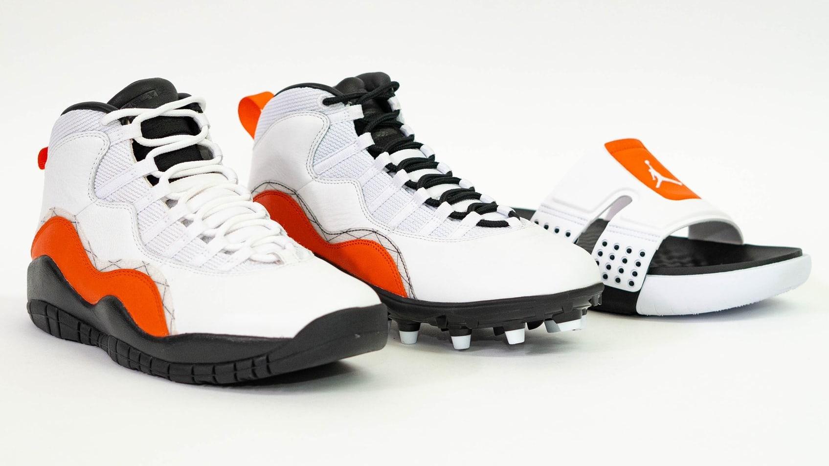 SoleFly x Air Jordan Super Bowl Footwear