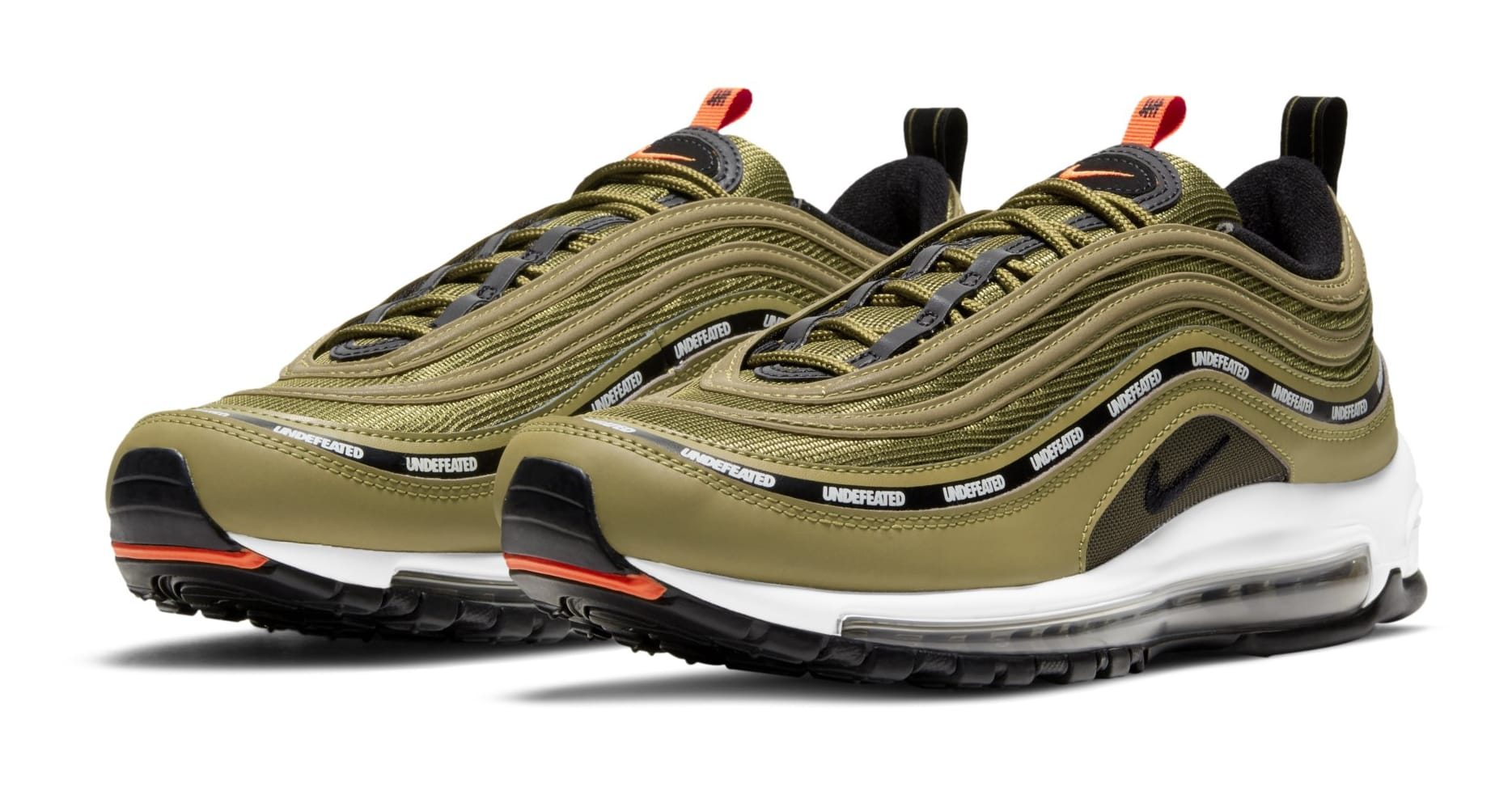 Undefeated's Nike Air Max 97 Collab Is Meant to Be Worn   Complex