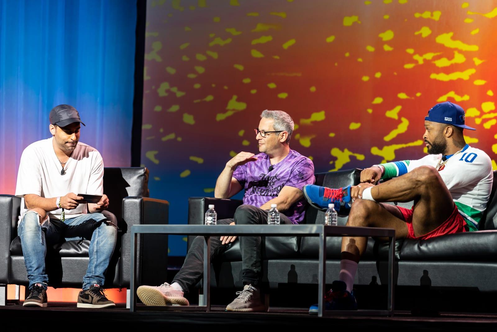 ComplexCon Chicago Panel Wexler Tucker influential