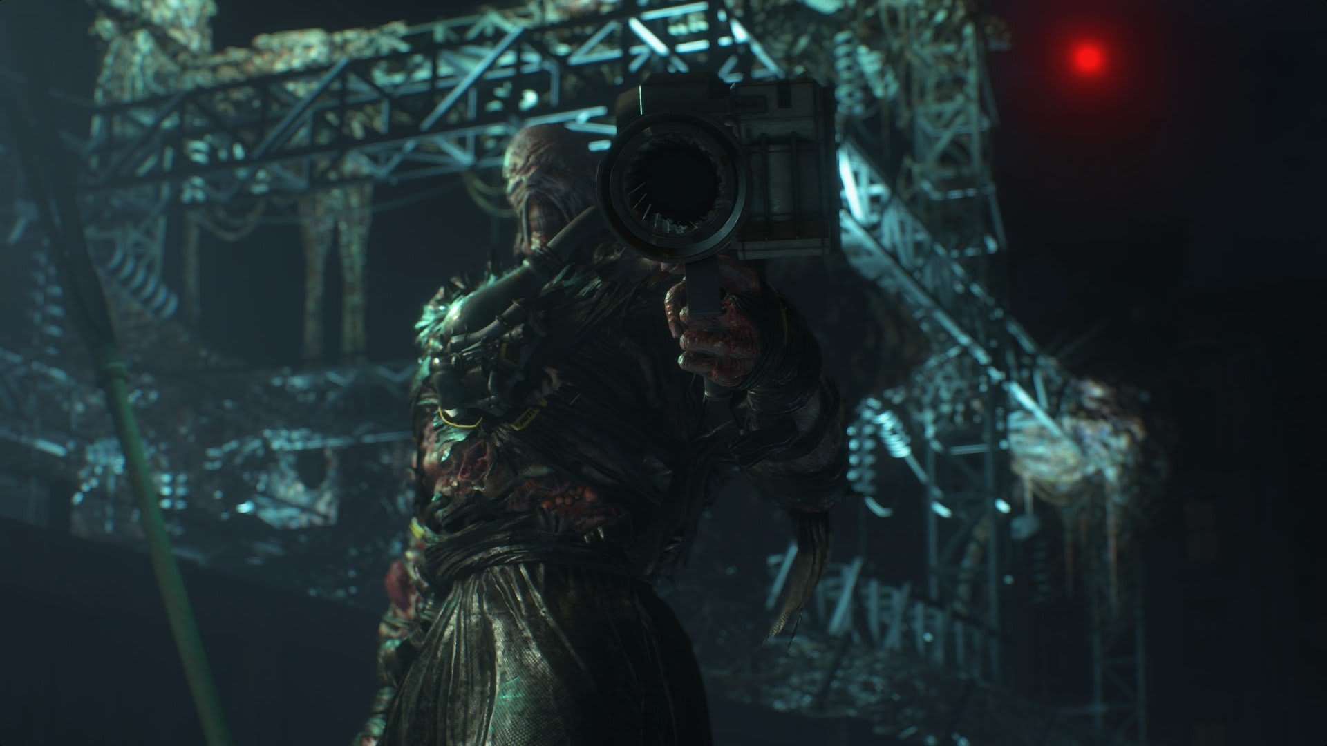 How The Resident Evil 3 Team Remade Nemesis Complex