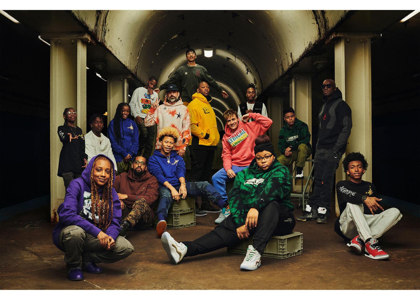 Jordan 8x8 Group