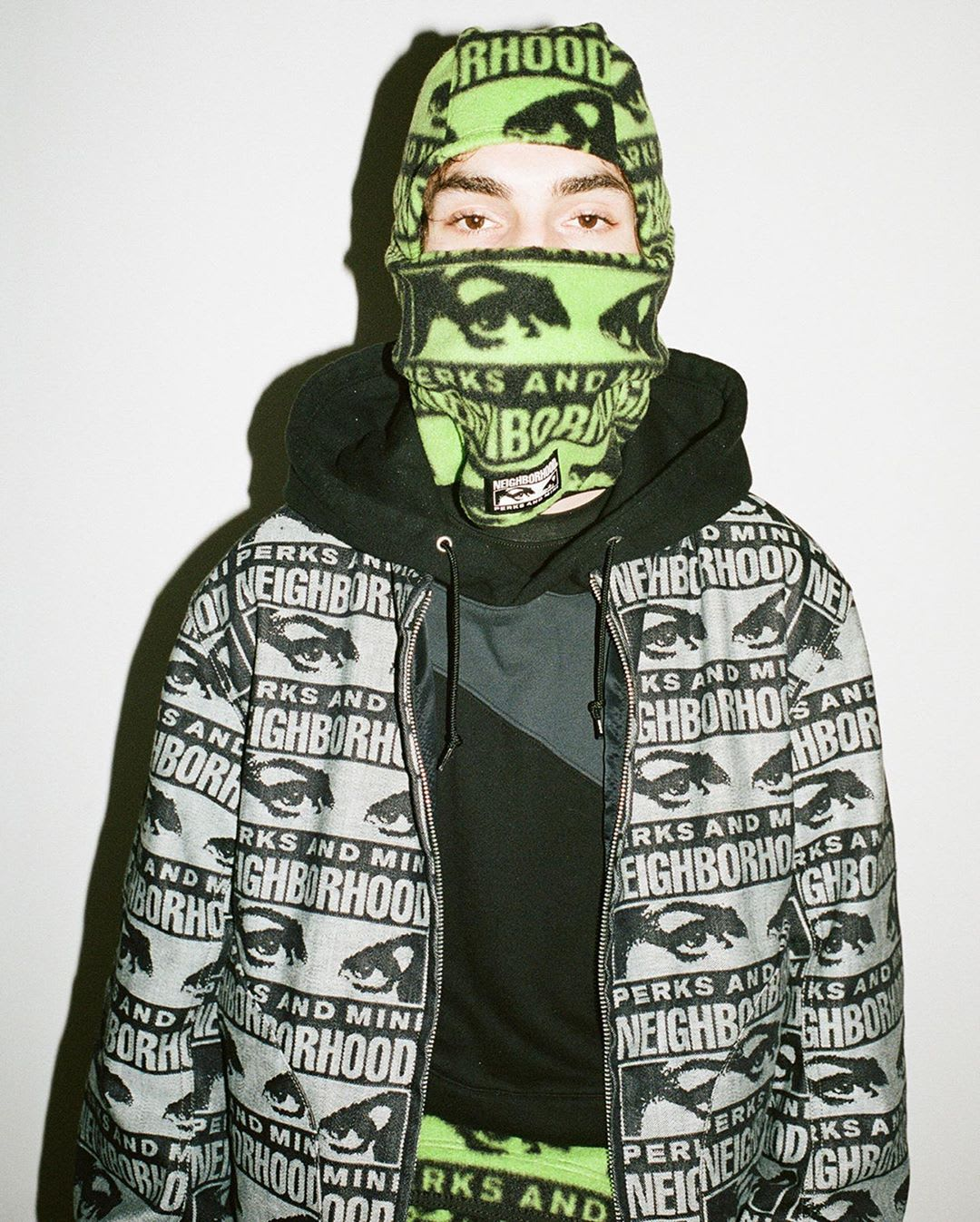 Neighborhood Japan x Perks and Mini Collaboration for Complex Best Style Releases