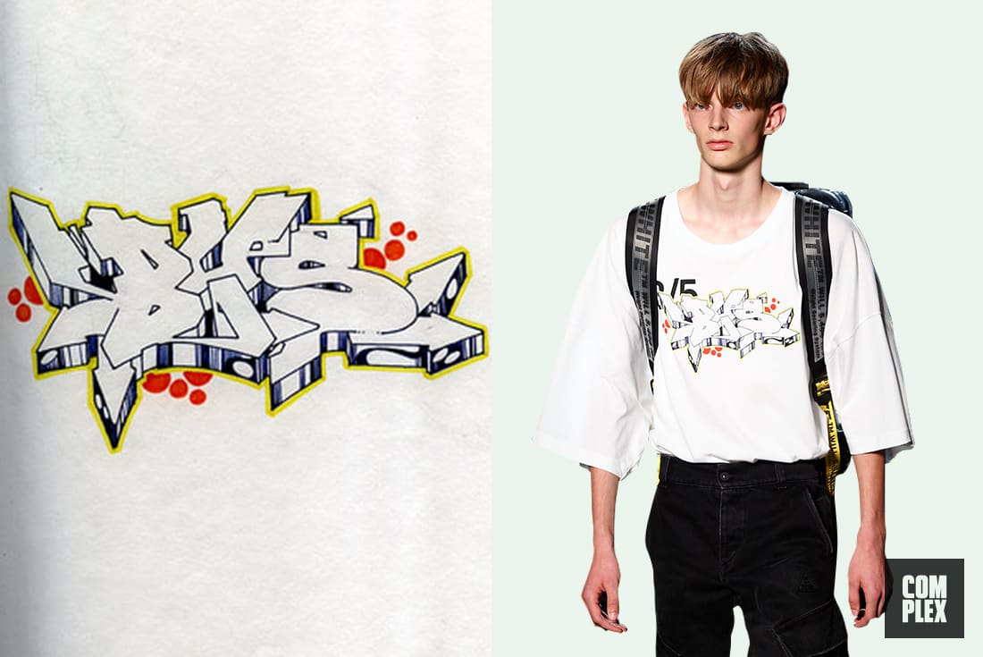 Best Virgil Abloh Off White Art References Collaborations Complex