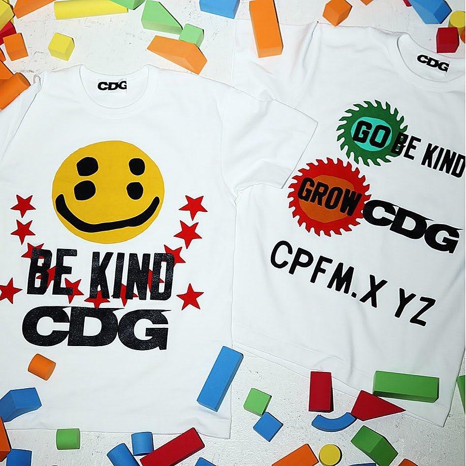 CPFM x CDG