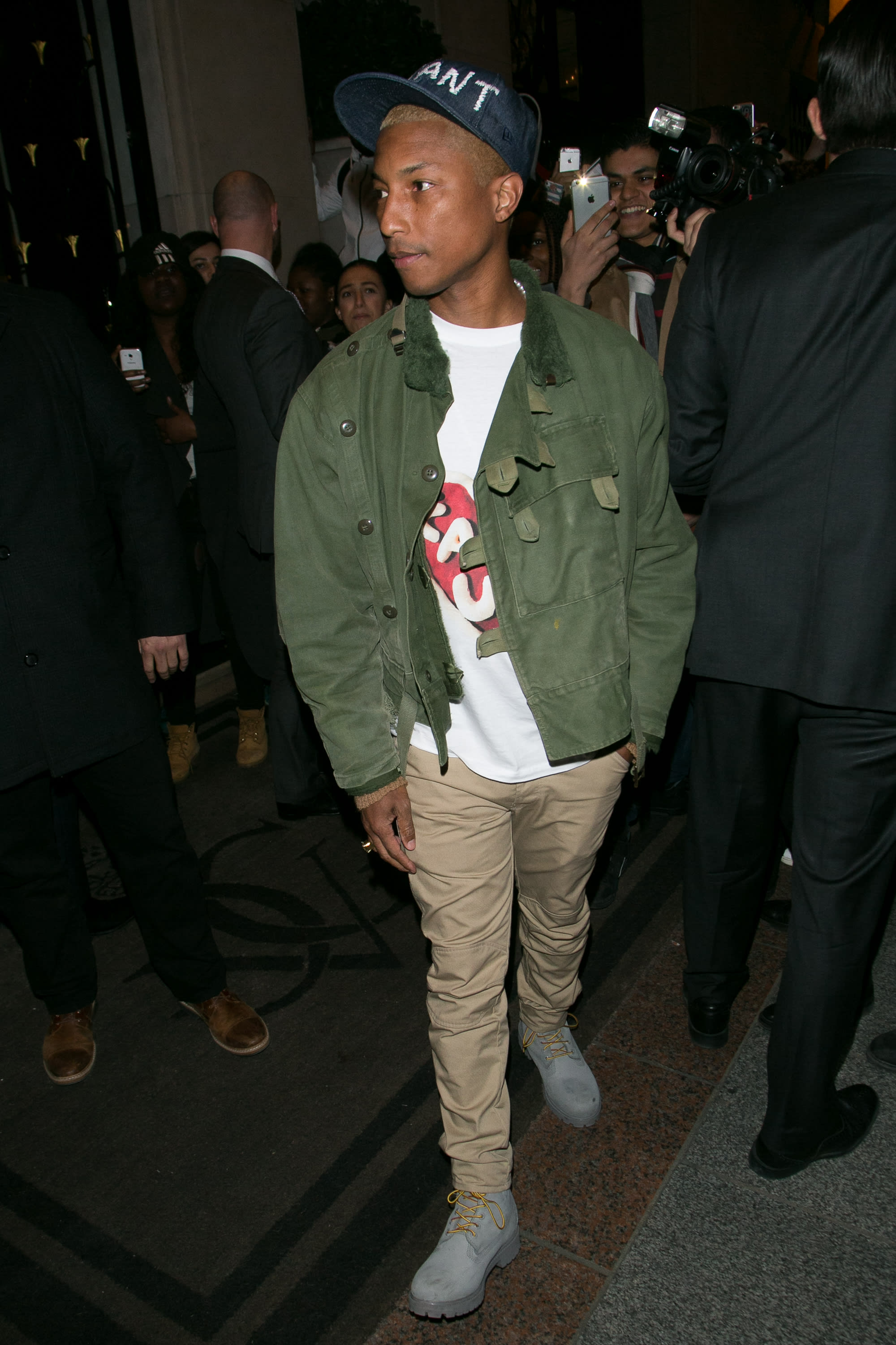 Pharrell Best Outfits 11