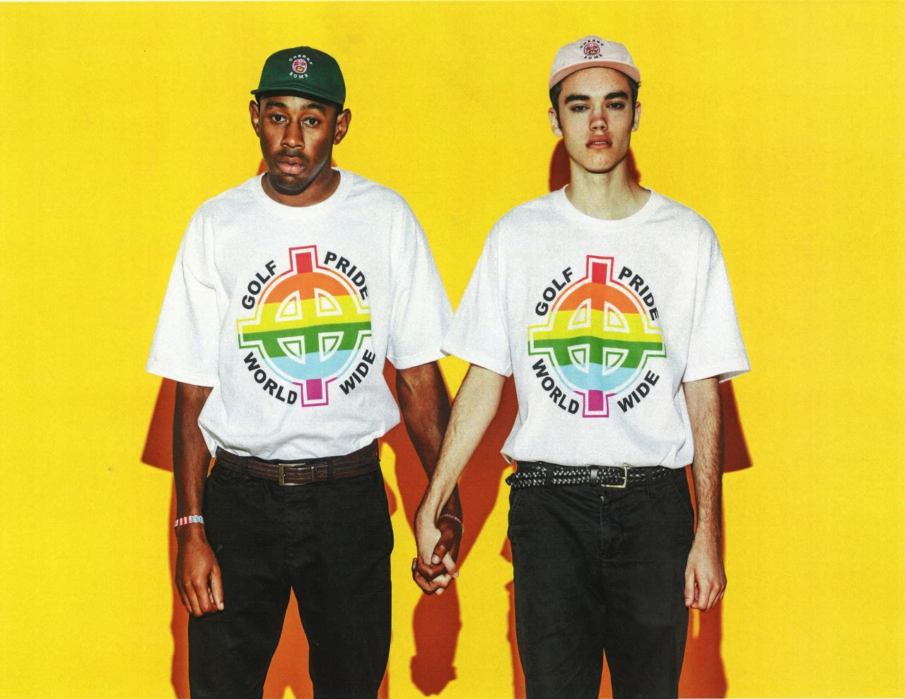 Golf Pride World Wide Tee From Golf Wang Spring Summer 2015 Lookbook