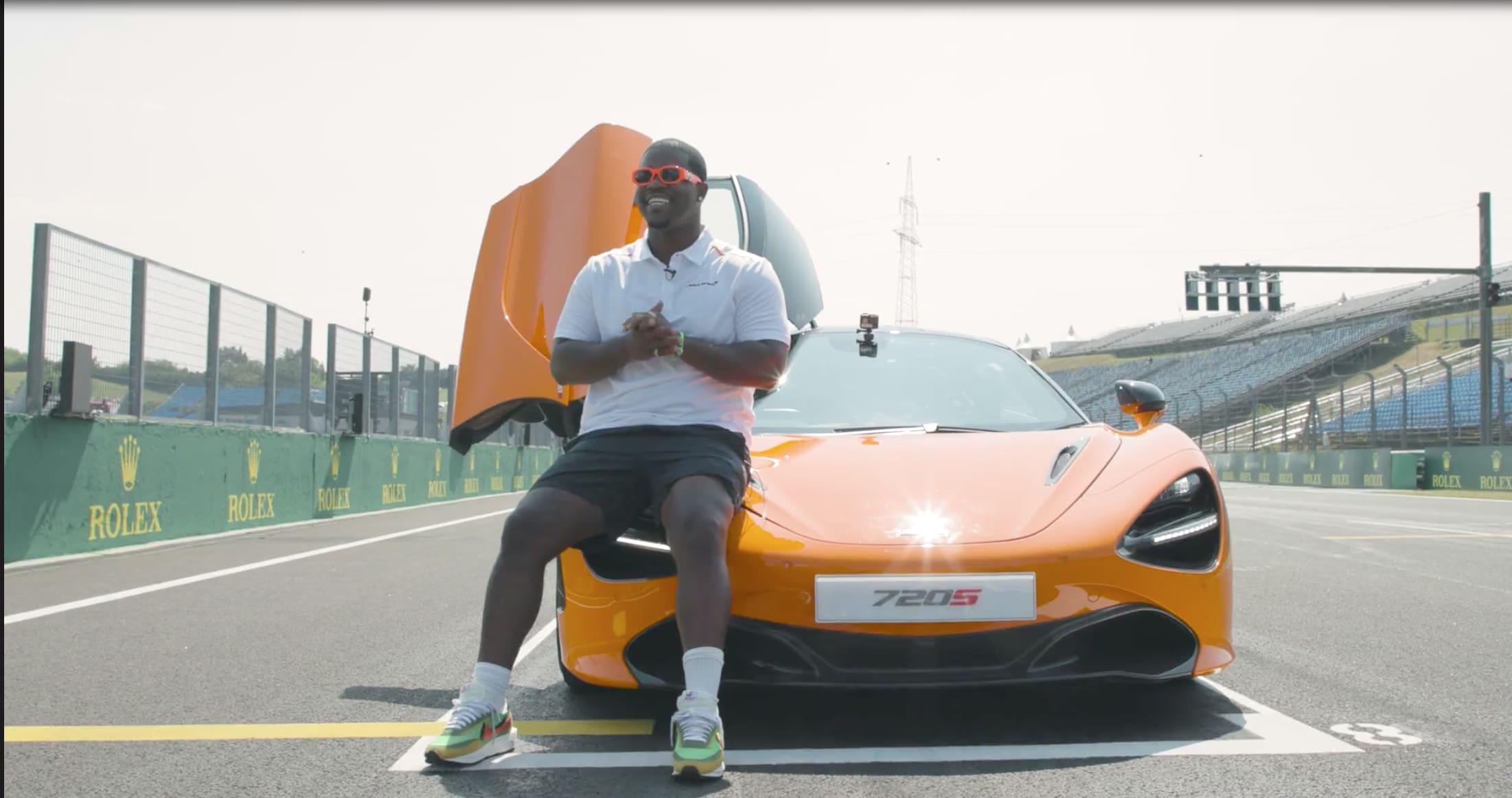 ASAP Ferg McLaren