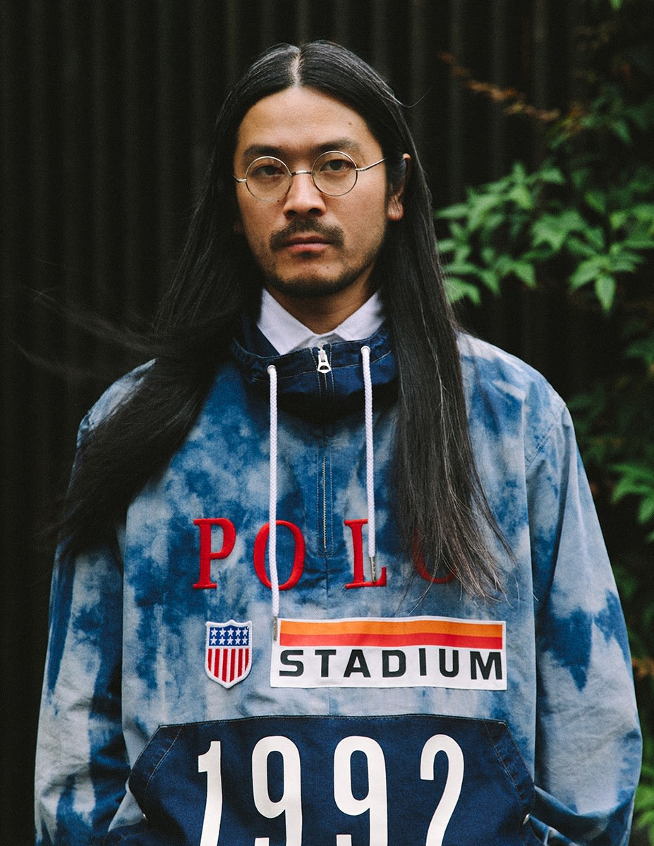 Polo Ralph Lauren Indigo Stadium Collection