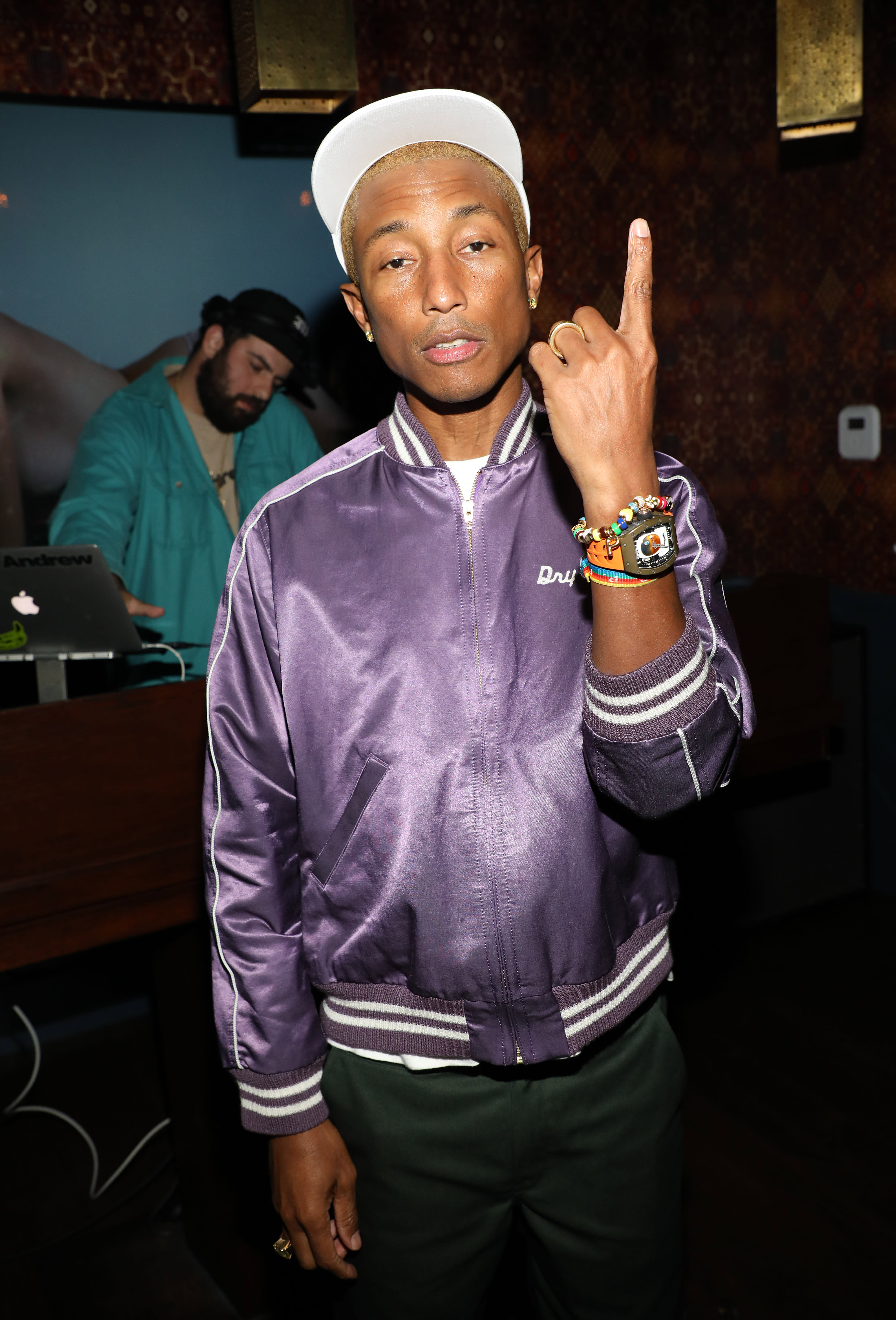Pharrell Best Outfits 6