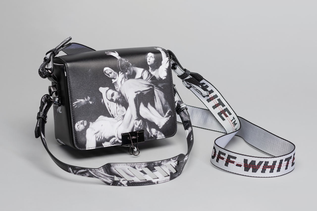 Off-White 'Church and State' Bag