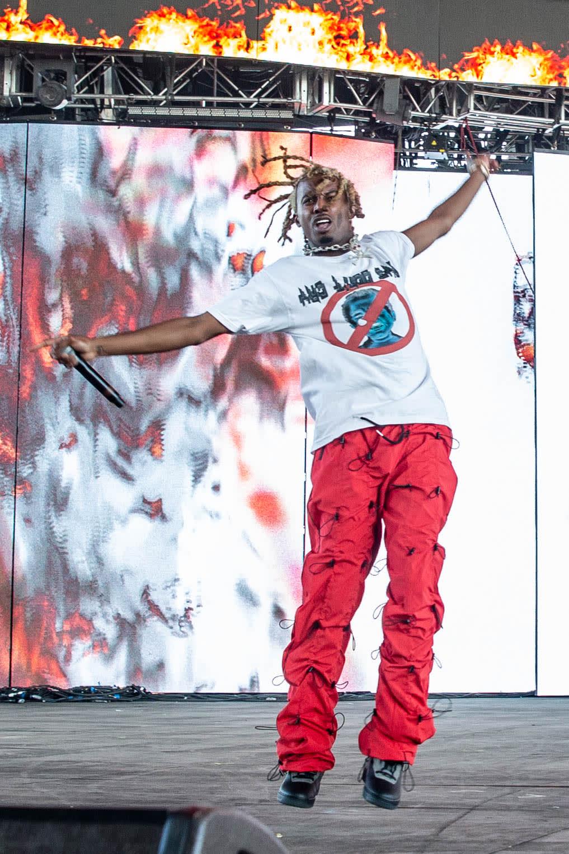 Playboi Carti Performing at Coachella 2019