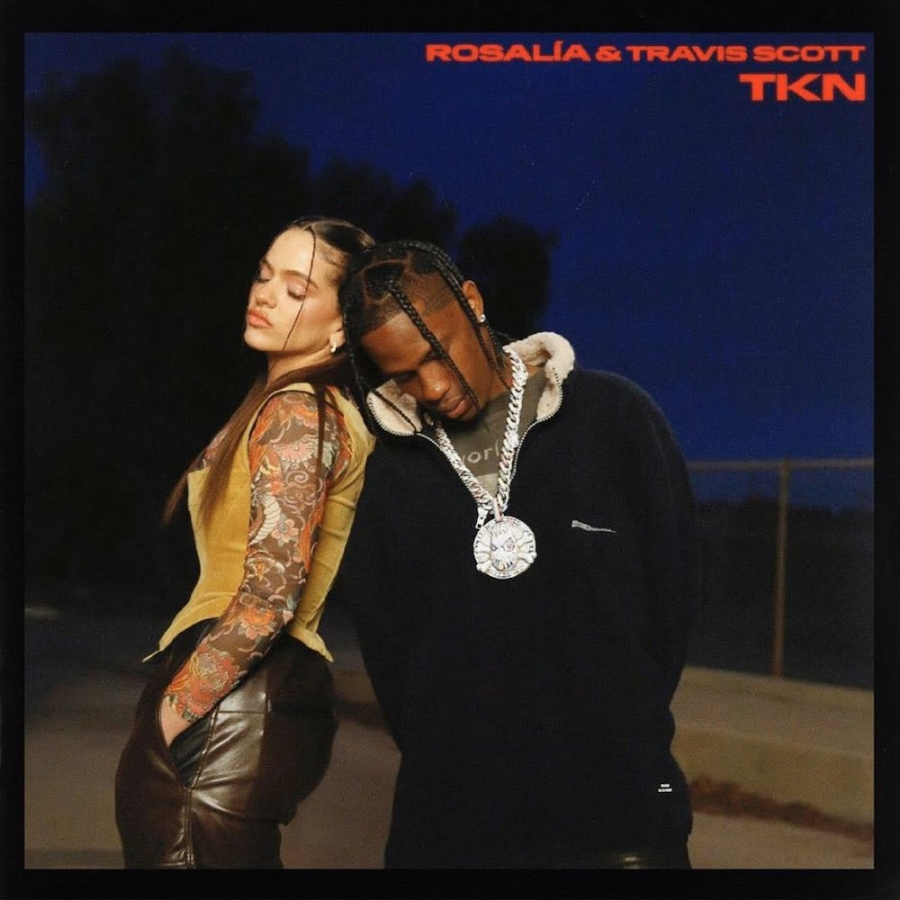 Rosalia x Travis Scott