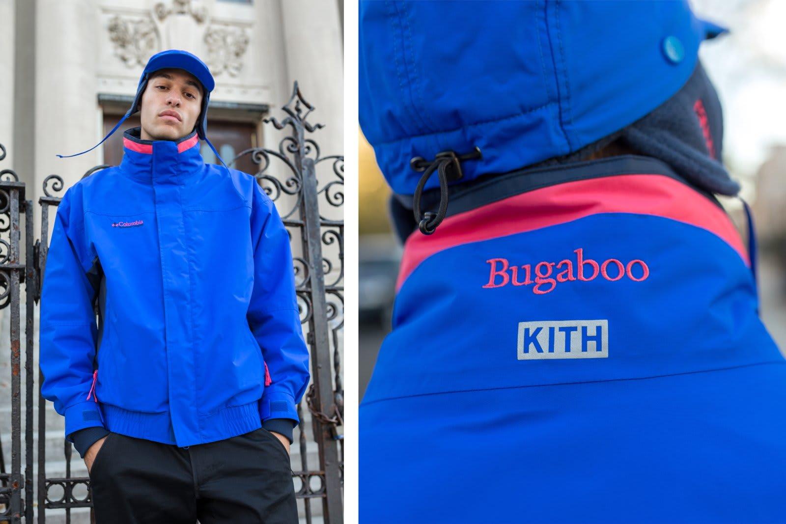 Kith Columbia Sportswear Bugaboo