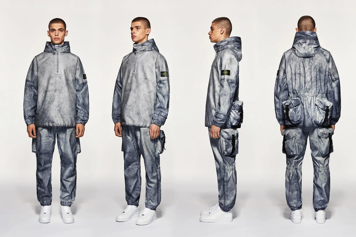 Complex Best Style Releases Stone Island x END