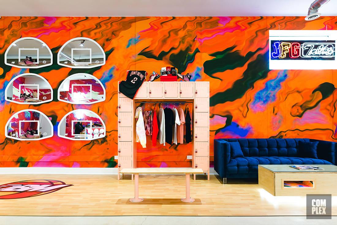 Joe Freshgoods Chicago New Balance Store
