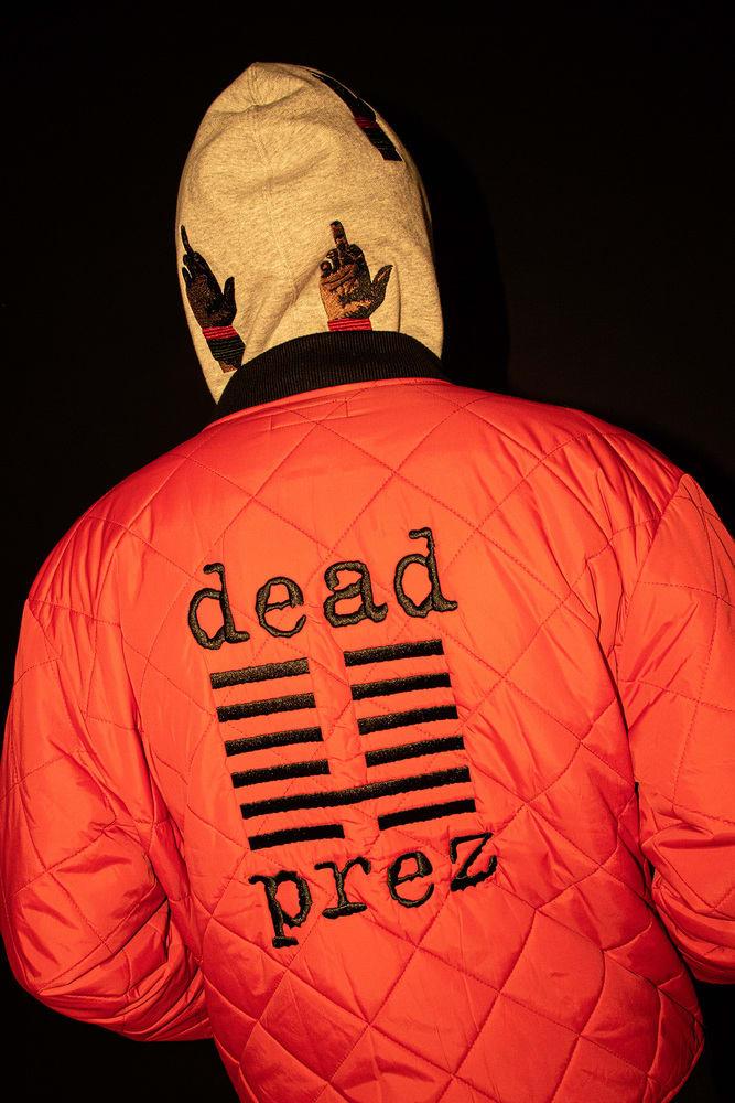 Supreme x Dead Prez 2