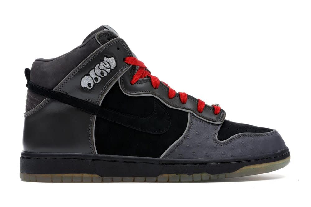 Nike SB Dunk High MF Doom