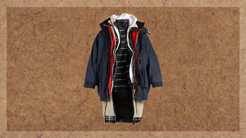 Luke Fracher 10 Things Balenciaga Coat