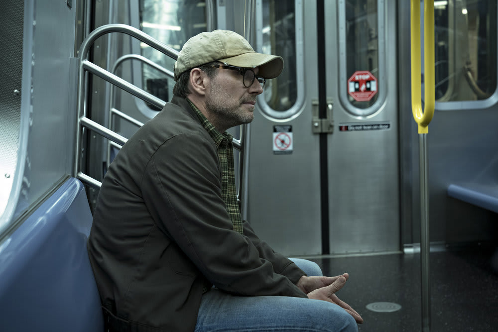 Christian Slater in 'Mr. Robot'