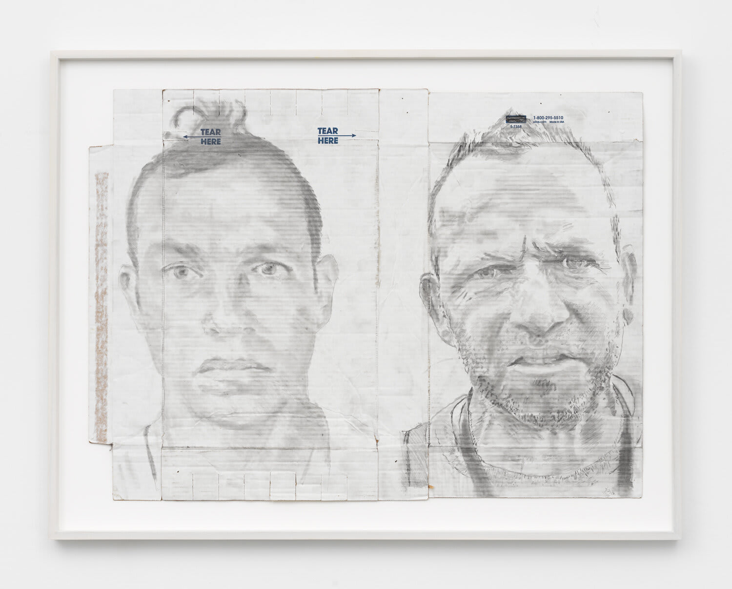 Kunle Martins Portraits of Mark Gonzales
