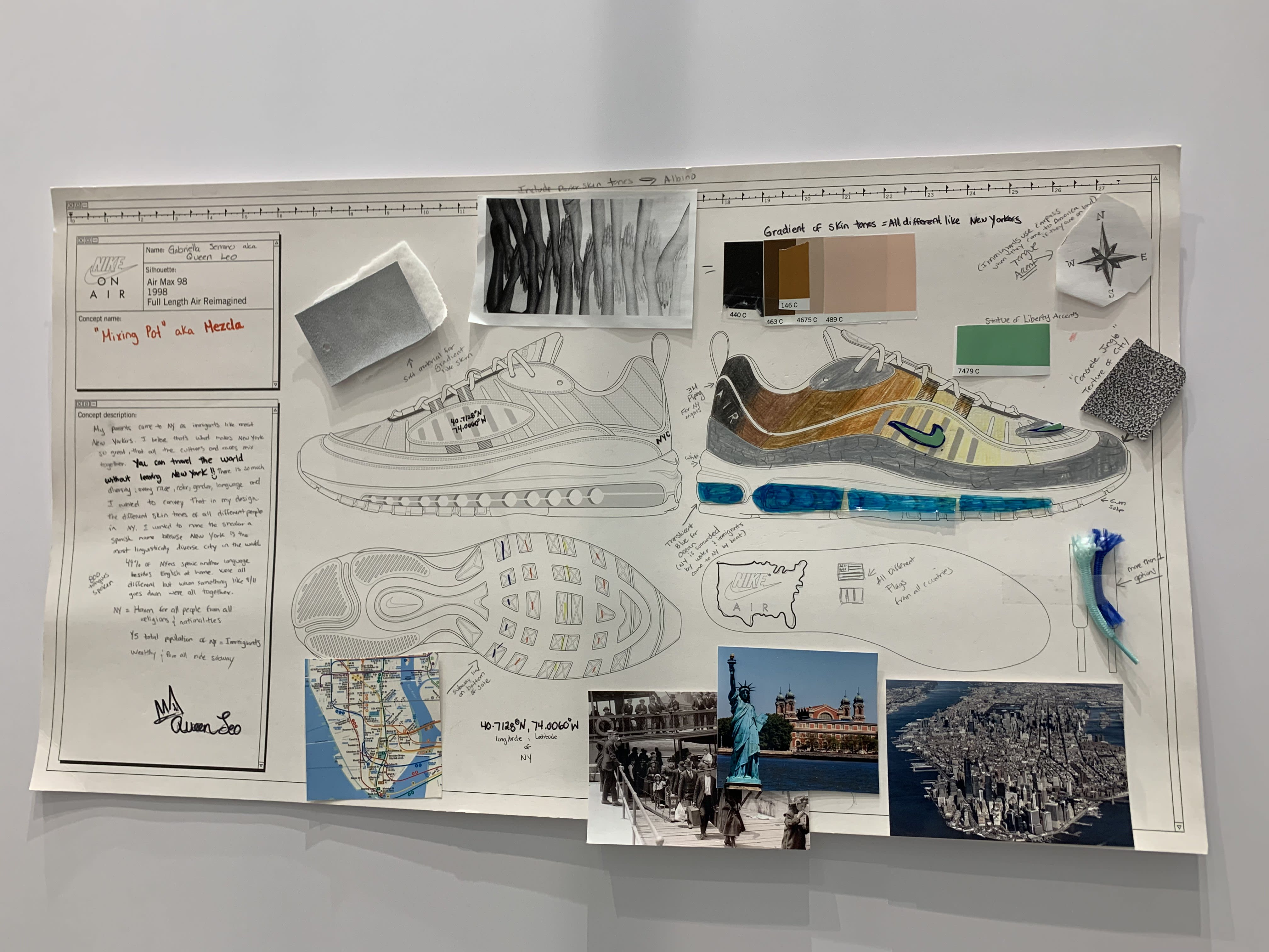 521fc7aa3604 How a Nike  On Air  Designer Came up With Winning Shoes