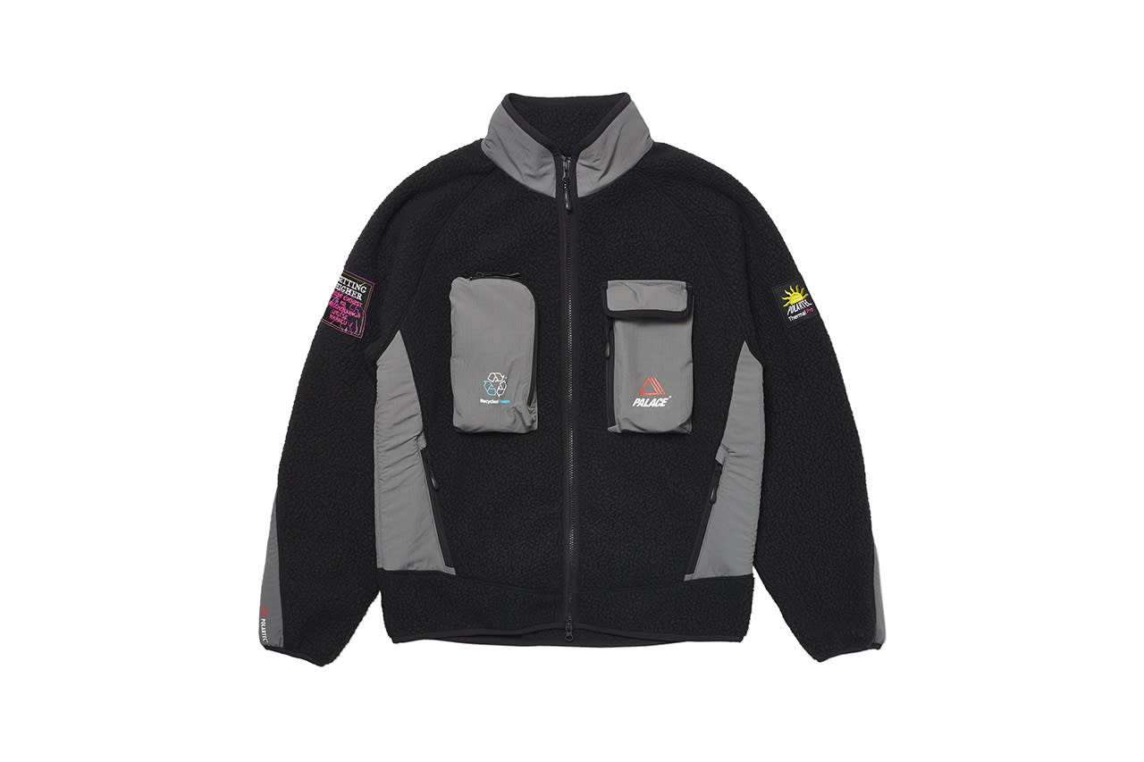 Palace Ultimo 2019 Polartec Fleece Jacket