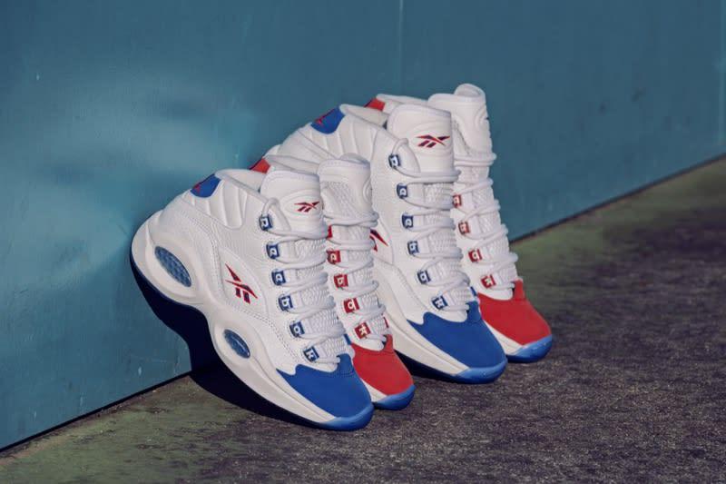 Reebok Question Double Cross x Allen Iverson Shoe