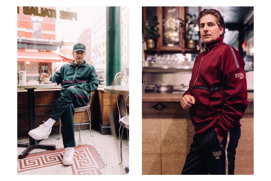 Michael Imperioli Kith Bergdorf Goodman