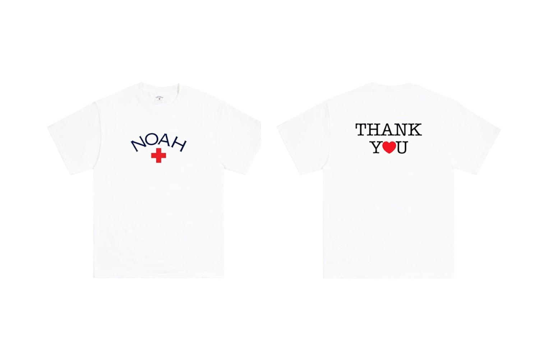 Noah COVID 19 Tee Benefit Shirt