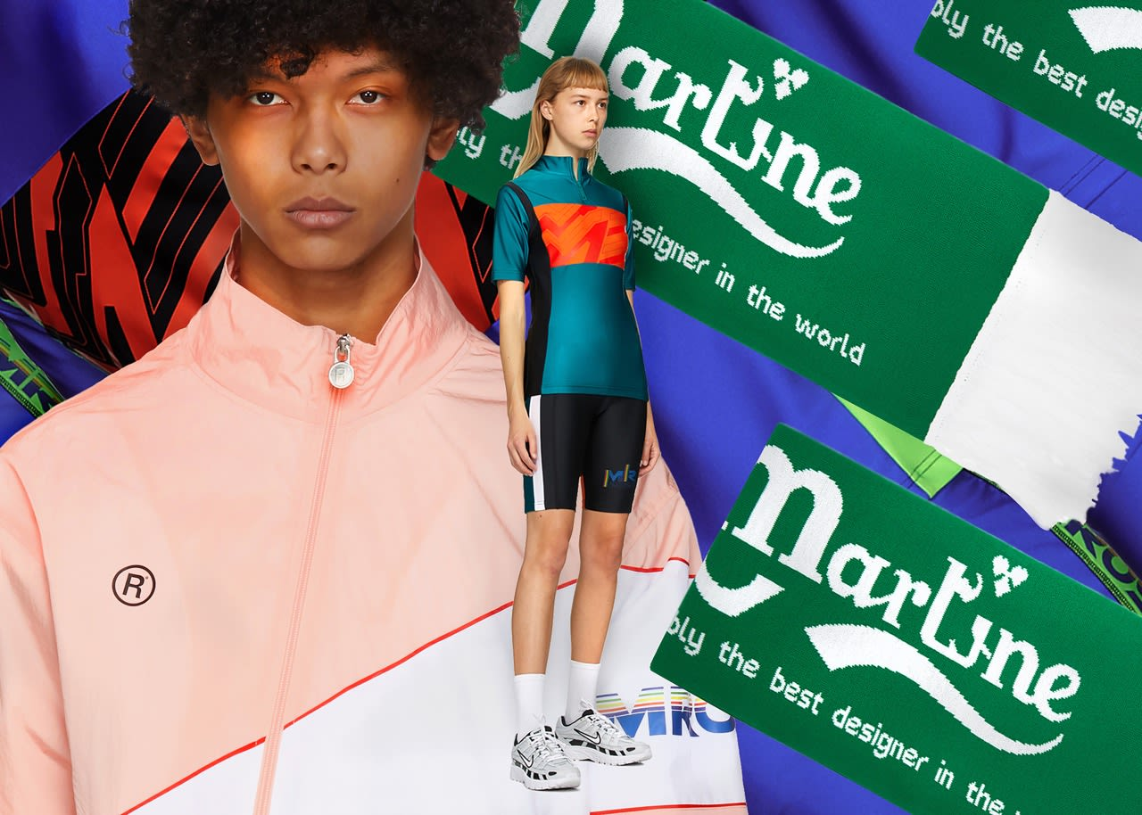 Martine Rose Unisex Capsule Collection