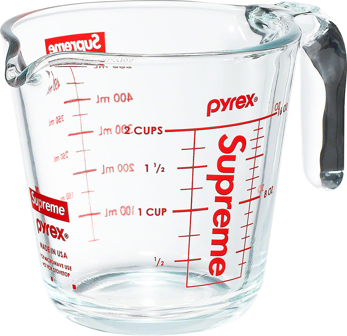 Supreme Pyrex Measuring Cup